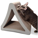 3-Sided Cat Scratching Post