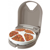 5 Meal Automatic Cat Feeder