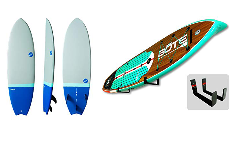 Guide 101: How to choose the best fish surfboard? Find here!