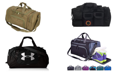 Choosing Your Best Gym Bag For Crossfit