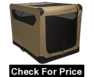 Folding Soft Dog Crate Trained Dogs