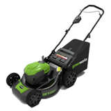 GreenWorks Self-Propelled Lawn Mower