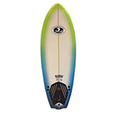 High Density CBC Surfboard