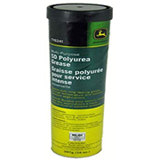 John Deere lawn mower Grease