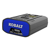 Kobalt 40V Rechargeable Lithium Ion Battery