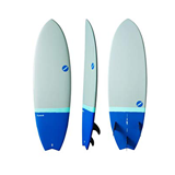 NSP Elements Fish Short Surfboard 160x160