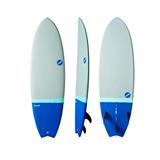 NSP Elements Fish Short Surfboard 160x160