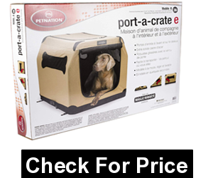 Petnation Crate Indoor and Outdoor Home for Pets
