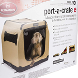 Port-A-Crate Home For Pets