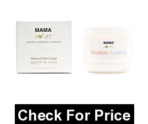 ProSkin Eczema Natural Skin Cream by Mama Nature,natural & organic ingredients,Vegan & Eco-friendly