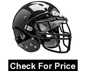 Schutt Sports Vengeance VTD II Football Helmet Without Faceguard, Black