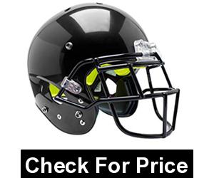 Schutt Sports Youth AiR Standard V Football Helmet (Faceguard Not Included), Black