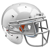 Youth Recruit Hybrid Football Helmet