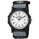 Arabic numeral indices Timex Mens Camper firefighters Watch