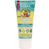 Badger Baby Sunscreen Cream