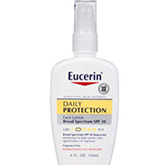 Eucerin both sensitive and dry skin lotion
