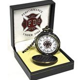 Fire Department Pocket Watch