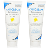 Vanicream Sunscreen for sensitive skin