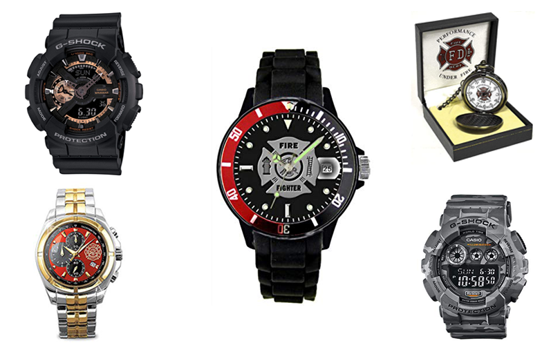 Selecting the Best Watches for Firefighters – An Easy Guide!
