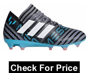 adidas Men's Nemeziz Messi 17.1 Firm Ground Soccer Cleats,Color: Grey,Price: $67.49 - $224.99