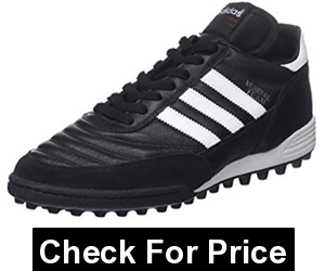 adidas Performance Mundial Team Turf Soccer Cleat,Color: Black/White,Price: $70.75 - $123.50