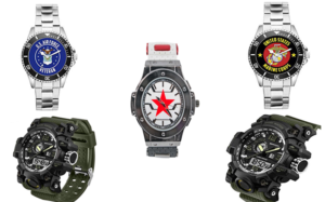 Guide 101: All about choosing the best watches for soldiers!
