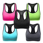 High Impact Workout Gym Activewear Bra