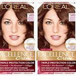 L'Oreal Red Brown Hair Color