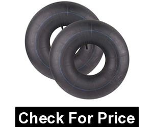 LotFancy Inner Tube for Riding Lawn Mower, Lawn Tractor, Snow Blower, Golf Cart, Price: $26.50, High puncture resistance