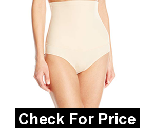Maidenform Flexees Women's Shapewear Hi-Waist Brief Firm Control, Price: $12.99 - $52.76 ,Body: 70% Nylon/30% Elastane