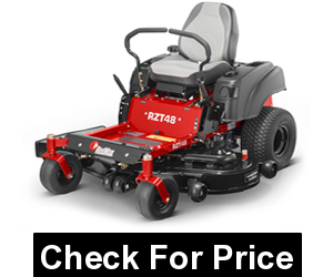 RedMax New RZT48 Deck Riding Zero-Turn Mower with 23HP Kawasaki Engine, Cutting Width: 48 in, Deck Thickness: 10 gauge