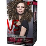 Vidal Sassoon 6 hair color