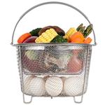 Aozita Steamer Basket for Instant Pot Accessories 6 qt or 8 quart