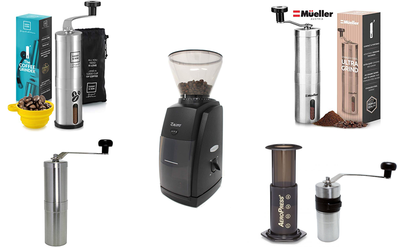 Choosing the Best Grinder for Aeropress Coffee