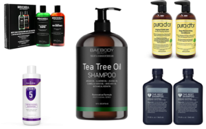 Finding The Best Shampoo For Black Men