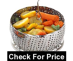 Sensible Needs Vegetable Steamer Basket Set, Price: $8.99, Size: Standard