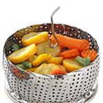 Standard Size Vegetable Steamer Basket Set