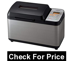 Zojirushi BB-PAC20BA BB-PAC20 Home Bakery Virtuoso Breadmaker with Gluten Free Menu setting, Electrical Rating:120 volts