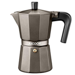 AICOOK 6 Cups Moka Pot Machine