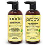 Anti-Thinning Deep Moisturizing Shampoo & Conditioner