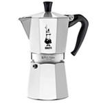 Bialetti 6801 9-Cup moka coffee maker