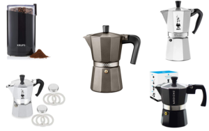 Complete Guide to Choosing a Coffee Grinder for Moka Pot for Brewing