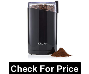 KRUPS F203 Electric Spice and Coffee Grinder, Price: $18.94
