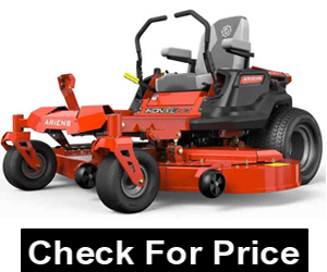 Ariens IKON-XL 60 inch Zero Turn Mower 24hp Kawasaki