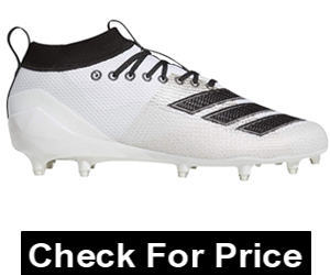 adidas Men's Adizero 8.0 Football Shoe