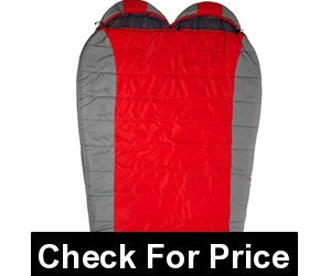 TETON Sports Tracker Ultralight Double Sleeping Bag, Lightweight Backpacking Sleeping Bag for Hiking and Camping Outdoors