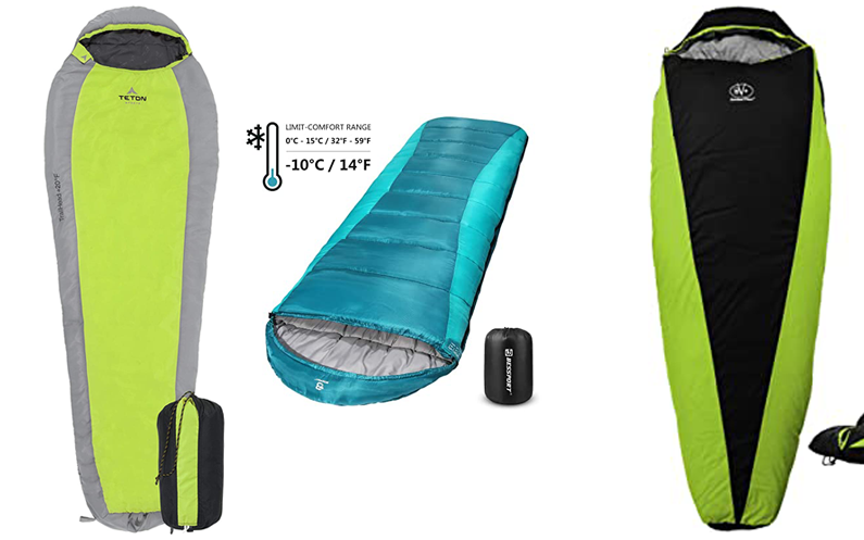 Adventure decoded: Selecting between the best sleeping bags for Philmont!