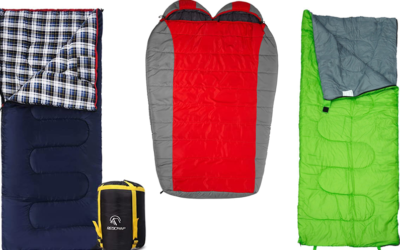 Buying sleeping bags that zip together:  …