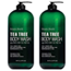 Antifungal Tea Tree Body Wash - HUGE 16 OZ