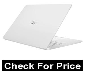 "Asus Laptop L406 Thin and Light Laptop, 14"", Intel Celeron N4000 Processor, 4GB RAM, 64GB eMMC Storage, Wi-Fi 5, Windows 10, White, L406MA-AB02-WH, One Year of Microsoft Office 365 (Intel Core i7-7500U 2.7 GHz, 8 GB DDR4 RAM, 1 TB 5400 rpm SATA HDD, Windows 10 Home 64), Silver"